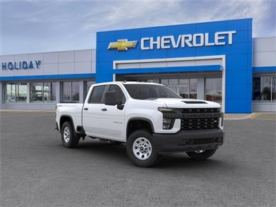2020 Silverado 2500 Crew Cab 4x4, Pickup #20C212 - photo 1