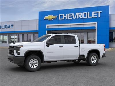 2020 Silverado 2500 Crew Cab 4x4, Pickup #20C212 - photo 6