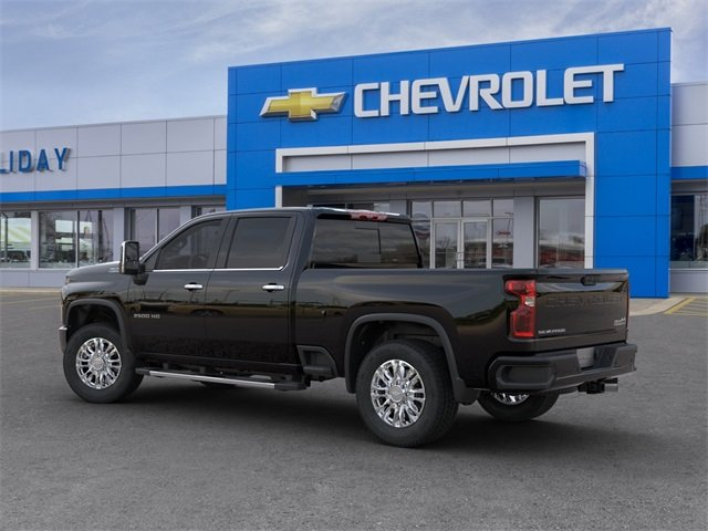 2020 Silverado 2500 Crew Cab 4x4, Pickup #20C244 - photo 4