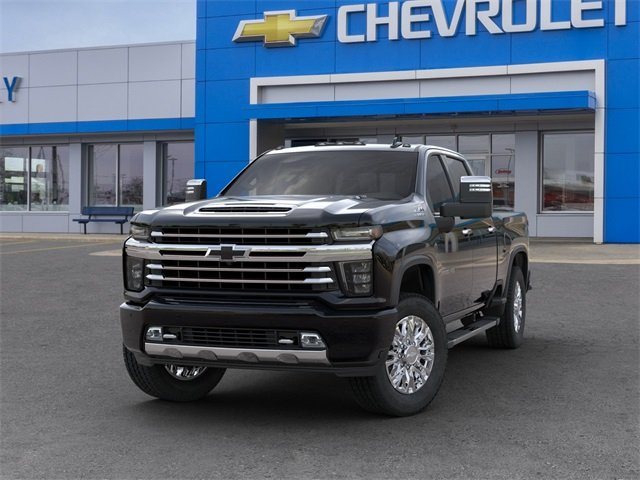 2020 Silverado 2500 Crew Cab 4x4, Pickup #20C244 - photo 6