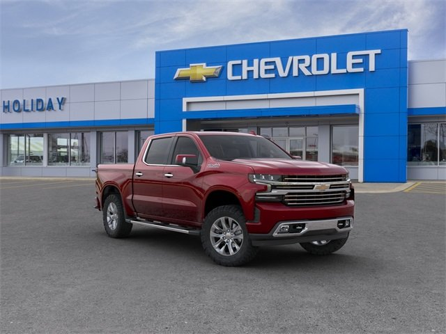 2020 Silverado 1500 Crew Cab 4x4, Pickup #20C263 - photo 1