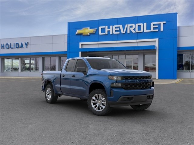 2020 Silverado 1500 Double Cab 4x4, Pickup #20C269 - photo 1