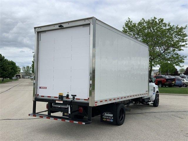 2020 Chevrolet Silverado 5500 Regular Cab DRW RWD, Morgan Dry Freight #20C276 - photo 1