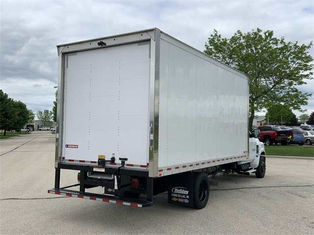 2020 Chevrolet Silverado 5500 Regular Cab DRW 4x2, Morgan Dry Freight #20C276 - photo 1
