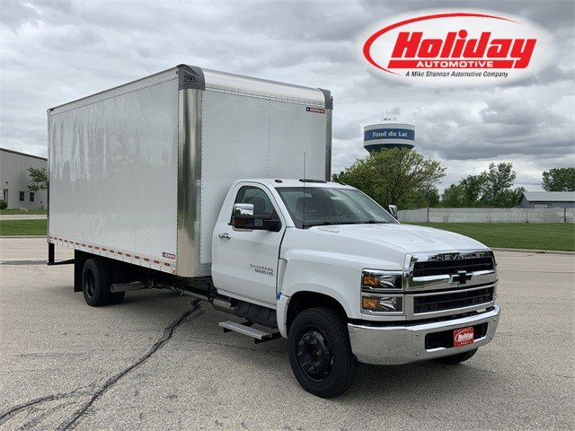 2020 Silverado 5500 Regular Cab DRW 4x2, Morgan Dry Freight #20C276 - photo 1