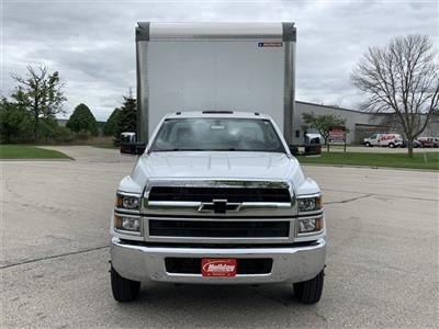 2020 Silverado 5500 Regular Cab DRW 4x2, Morgan Gold Star Dry Freight #20C276 - photo 18