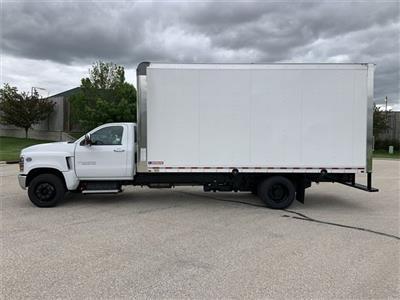2020 Silverado 5500 Regular Cab DRW 4x2, Morgan Gold Star Dry Freight #20C276 - photo 20