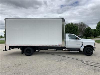 2020 Chevrolet Silverado 5500 Regular Cab DRW RWD, Morgan Gold Star Dry Freight #20C276 - photo 23