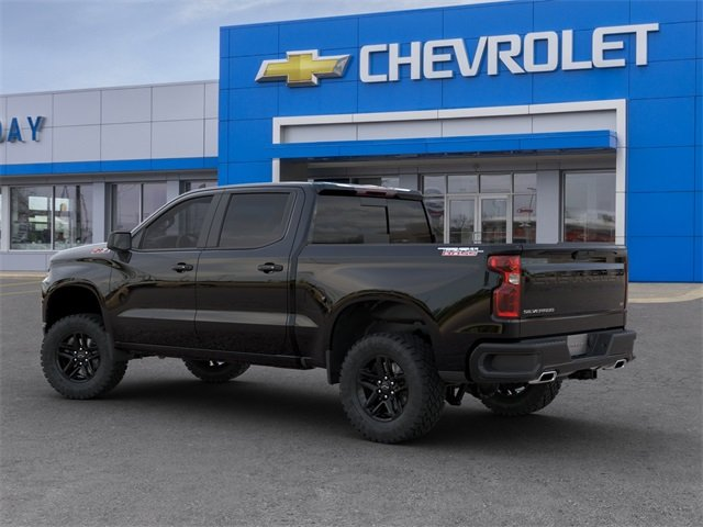 2020 Silverado 1500 Crew Cab 4x4, Pickup #20C284 - photo 6