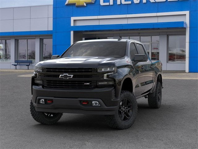 2020 Silverado 1500 Crew Cab 4x4, Pickup #20C284 - photo 3