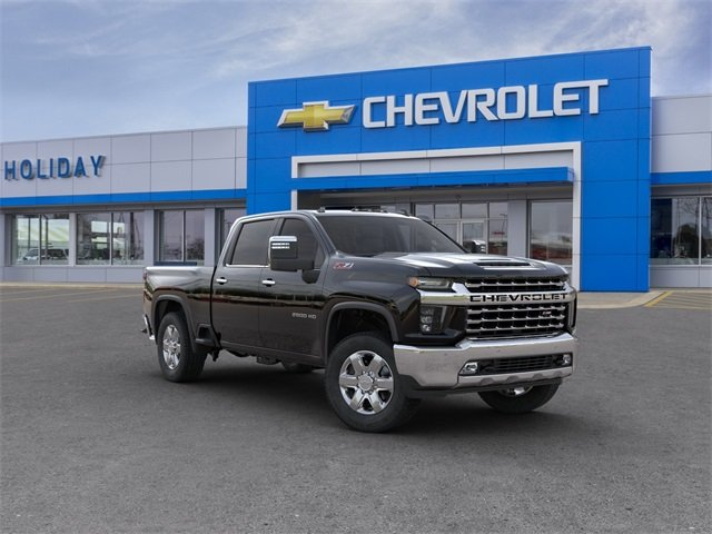 2020 Silverado 2500 Crew Cab 4x4, Pickup #20C298 - photo 1