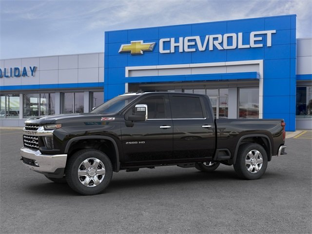 2020 Silverado 2500 Crew Cab 4x4, Pickup #20C298 - photo 4