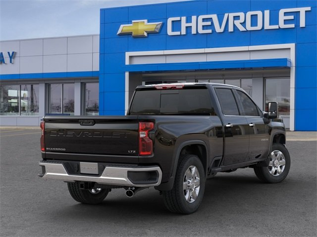 2020 Silverado 2500 Crew Cab 4x4, Pickup #20C298 - photo 2