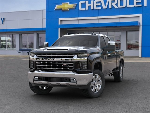 2020 Silverado 2500 Crew Cab 4x4, Pickup #20C298 - photo 3