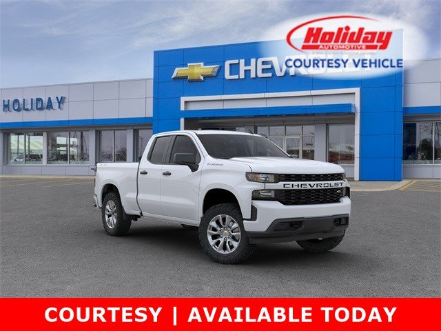 2020 Silverado 1500 Double Cab 4x4, Pickup #20C310 - photo 1