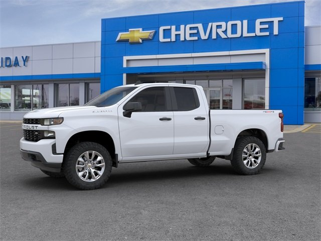2020 Silverado 1500 Double Cab 4x4, Pickup #20C310 - photo 3