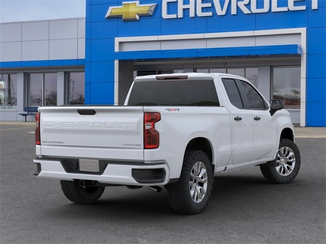 2020 Silverado 1500 Double Cab 4x4, Pickup #20C310 - photo 2