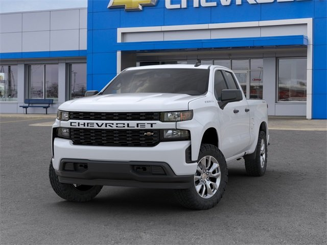 2020 Silverado 1500 Double Cab 4x4, Pickup #20C310 - photo 6