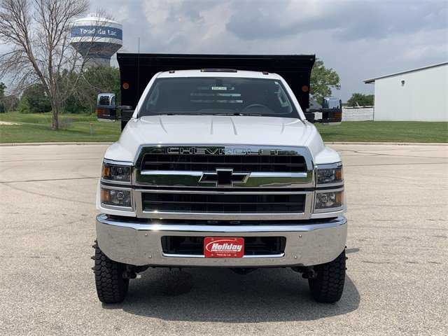 2020 Chevrolet Silverado 4500 Regular Cab DRW 4x4, Monroe MTE-Zee Dump Body #20C311 - photo 20