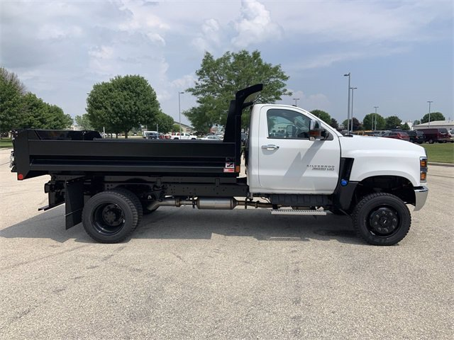 2020 Chevrolet Silverado 4500 Regular Cab DRW 4x4, Monroe MTE-Zee Dump Body #20C311 - photo 21