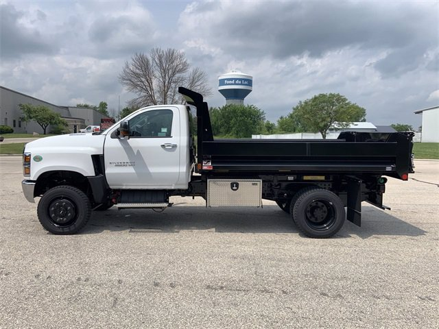 2020 Chevrolet Silverado 4500 Regular Cab DRW 4x4, Monroe MTE-Zee Dump Body #20C311 - photo 24