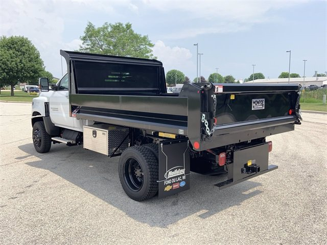 2020 Chevrolet Silverado 4500 Regular Cab DRW 4x4, Monroe MTE-Zee Dump Body #20C311 - photo 27