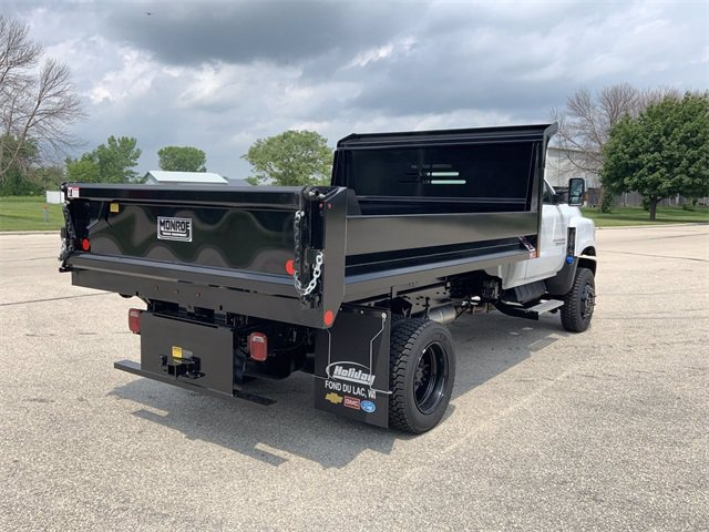2020 Chevrolet Silverado 4500 Regular Cab DRW 4x4, Monroe MTE-Zee Dump Body #20C311 - photo 28
