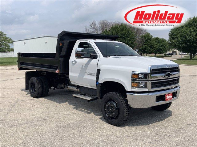 2020 Chevrolet Silverado 4500 Regular Cab DRW 4x4, Monroe MTE-Zee Dump Body #20C311 - photo 1