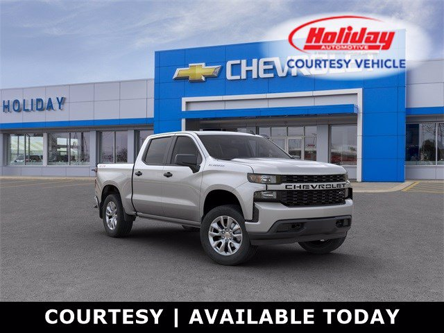 2020 Silverado 1500 Crew Cab 4x4, Pickup #20C320 - photo 1