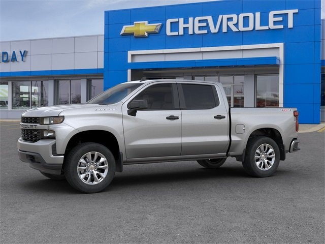 2020 Silverado 1500 Crew Cab 4x4, Pickup #20C320 - photo 4