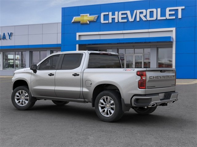 2020 Silverado 1500 Crew Cab 4x4, Pickup #20C320 - photo 6