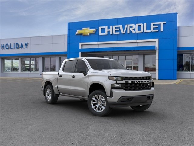 2020 Silverado 1500 Crew Cab 4x4, Pickup #20C320 - photo 8