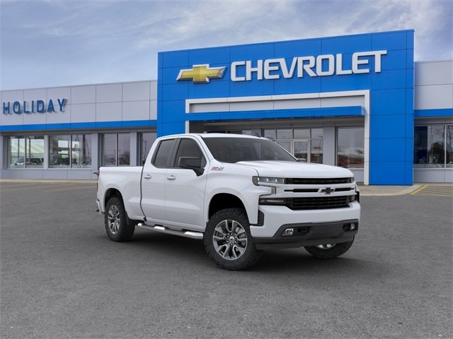 2020 Silverado 1500 Double Cab 4x4, Pickup #20C321 - photo 8
