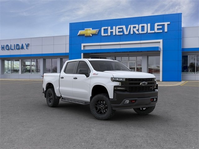 2020 Silverado 1500 Crew Cab 4x4, Pickup #20C338 - photo 1