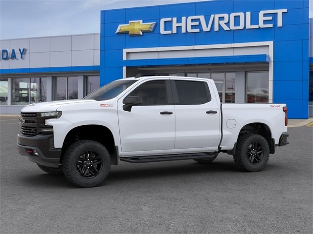 2020 Silverado 1500 Crew Cab 4x4, Pickup #20C338 - photo 4
