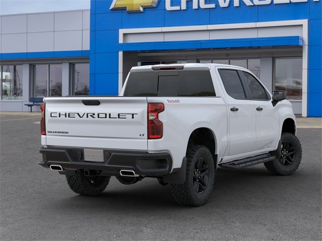 2020 Silverado 1500 Crew Cab 4x4, Pickup #20C338 - photo 2