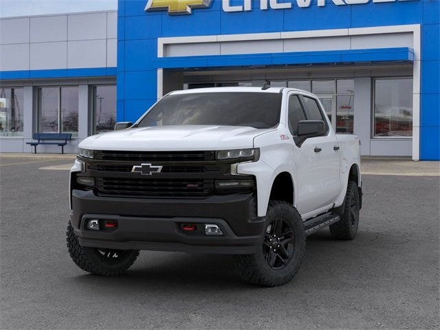 2020 Silverado 1500 Crew Cab 4x4, Pickup #20C338 - photo 3