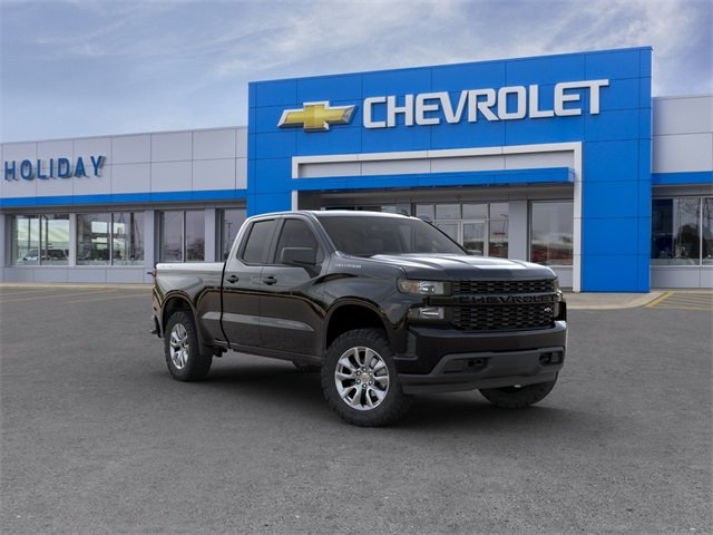2020 Silverado 1500 Double Cab 4x4, Pickup #20C339 - photo 1