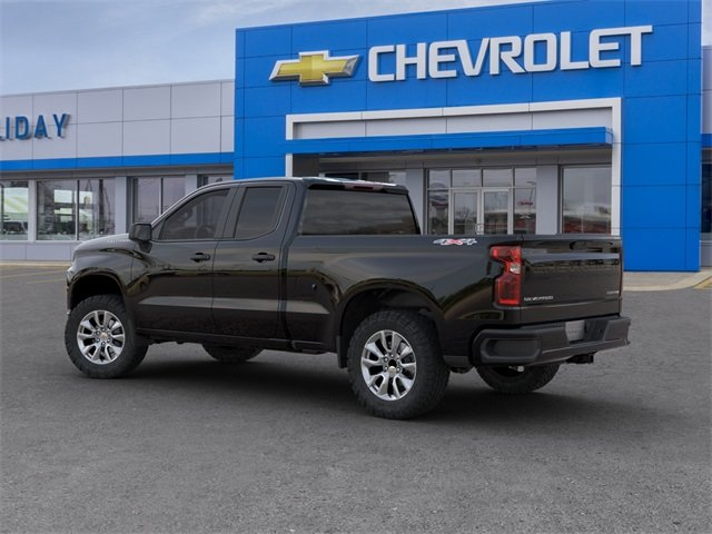 2020 Silverado 1500 Double Cab 4x4, Pickup #20C339 - photo 4