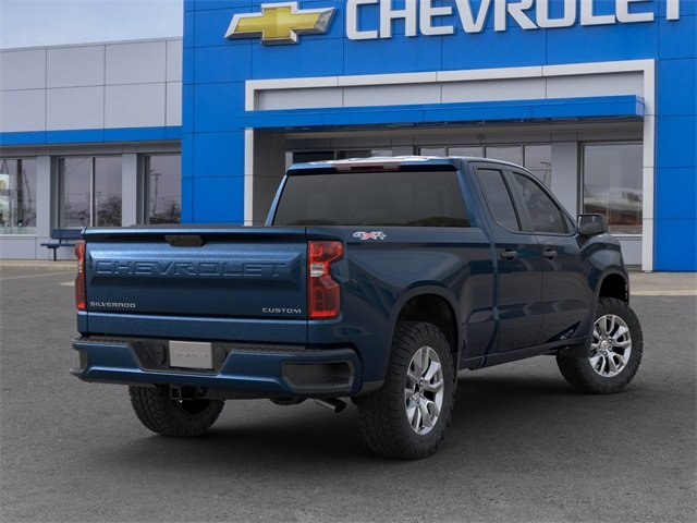 2020 Chevrolet Silverado 1500 Double Cab 4x4, Pickup #20C341 - photo 1