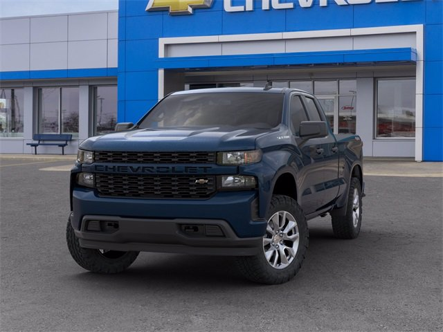 2020 Silverado 1500 Double Cab 4x4, Pickup #20C341 - photo 6