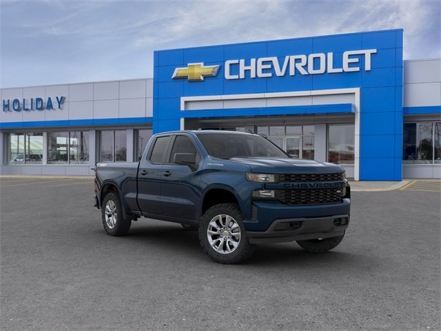 2020 Silverado 1500 Double Cab 4x4, Pickup #20C341 - photo 9