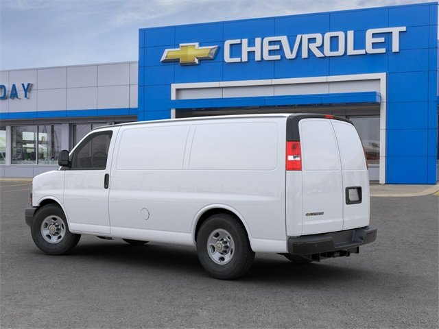 2020 Chevrolet Express 2500 RWD, Empty Cargo Van #20C363 - photo 6