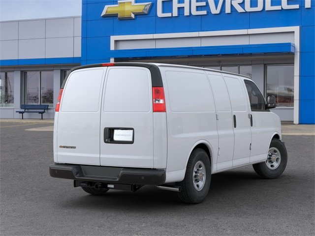 2020 Chevrolet Express 2500 RWD, Empty Cargo Van #20C363 - photo 2