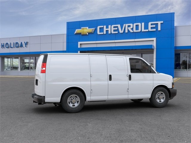2020 Chevrolet Express 2500 RWD, Empty Cargo Van #20C363 - photo 8