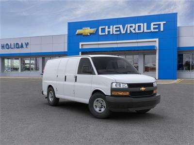 2020 Chevrolet Express 2500 RWD, Empty Cargo Van #20C363 - photo 1