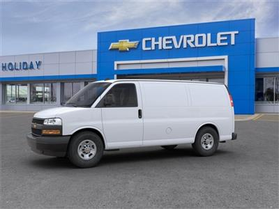 2020 Chevrolet Express 2500 RWD, Empty Cargo Van #20C363 - photo 4