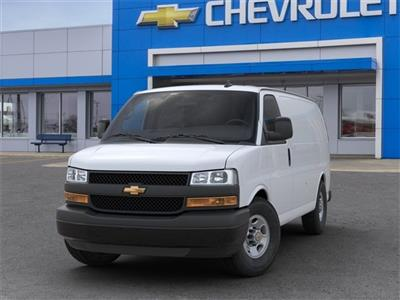 2020 Chevrolet Express 2500 RWD, Empty Cargo Van #20C363 - photo 3