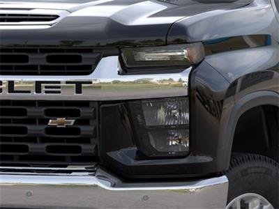 2020 Silverado 2500 Crew Cab 4x4, Pickup #20C403 - photo 11