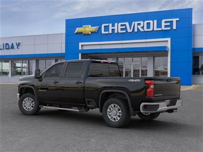 2020 Silverado 2500 Crew Cab 4x4, Pickup #20C403 - photo 4